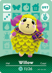 Amiibo 097 Willow