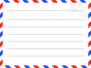Airmail-paper