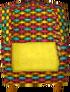 Cabana armchair colorful