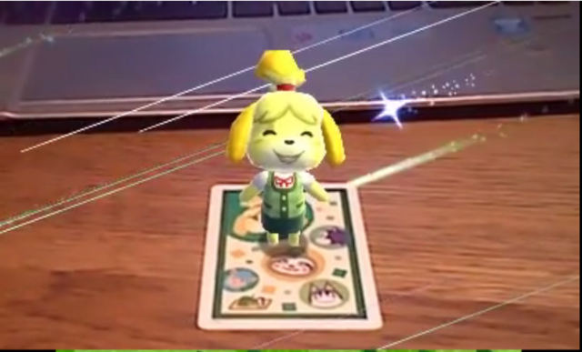 File:Stars Shooting Filter Photos Together With Animal Crossing.PNG