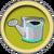Wateringcan silver