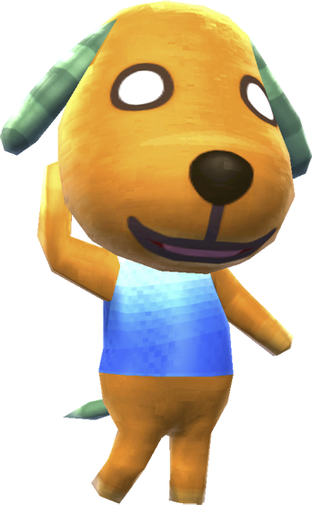 Biskit Vs Lucky The Bell Tree Animal Crossing Forums