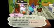 Gabi on Phobias