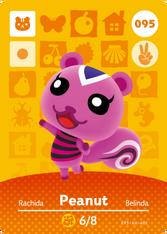 Amiibo 095 Peanut