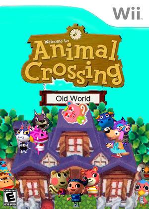 Animal Crossing Old World Box Art