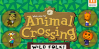 Animal Crossing: Wild Folk!