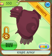 Shop Knight-Armor Magenta