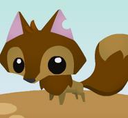 Arcticwolf pet