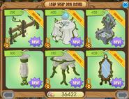 Leap-Year-Party Den-Items-Shop