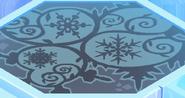 Winter-Palace Blue-Vines