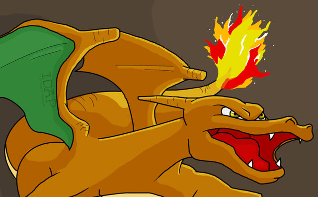 File:Angry charizard by i drew a pokemon-d35b2ff.jpg