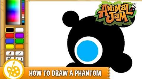 Sketch Jam - How to Draw a Phantom