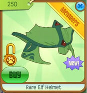 Leap-Year-Accessories Rare-Elf-Helmet