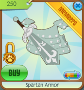 Shop Spartan-Armor Green 2011
