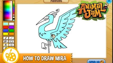 Sketch Jam - How to draw Mira