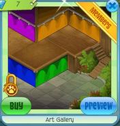 Diamond Den Art Gallery