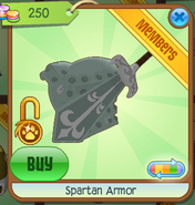 Shop Spartan-Armor Green
