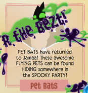 Jamaa-Journal Vol-129 Pet-Bats