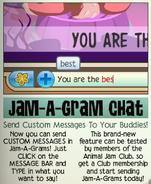 Jamaa-Journal Vol-057 Jam-A-Gram-Chat