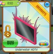 Underwater HDTV hotpink