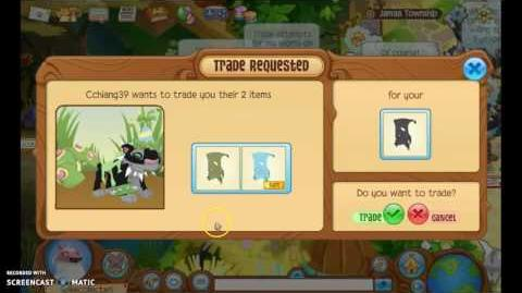 Trade Attempts for 4 Worns!
