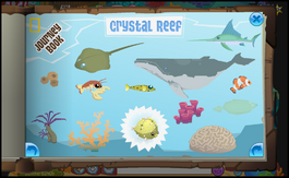 Journey Book of Crystal Reef