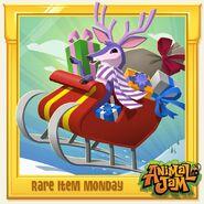 Rare-Item-Monday Rare-Gift-Sleigh
