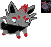 Zorua is awesome