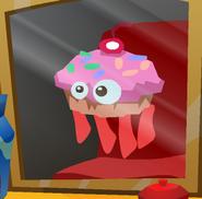 Pet-Stop Jellyfish Cupcake
