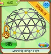 MonkeyJungleGym Gray(7)