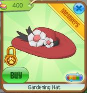 Gardening hat 7