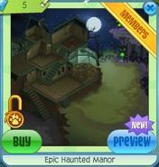 Diamond-Shop Epic-Haunted-Manor
