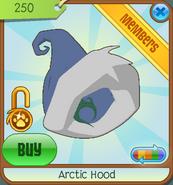 Shop Arctic-Hood Blue 2011