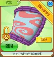 Winter Blanket (rare)