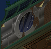 Epic-Haunted-Manor Spaceship-Gray