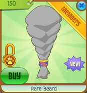 Leap-Year-Accessories Rare-Beard