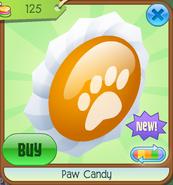 Paw Candy (Orange)