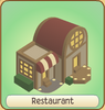 Restaurant den icon