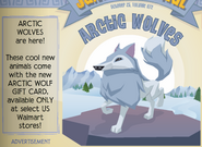 Jamaa-Journal Vol-072 Arctic-Wolves