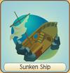 Icon of Sunken Ship