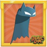 Rim bat mask