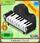KeyboardCouch Black(default)