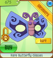 Shop Rare-Butterfly-Glasses