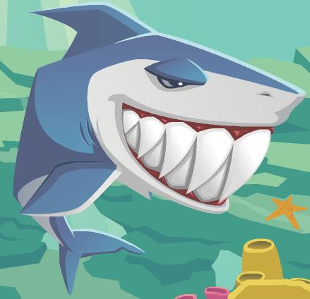 Shark animal jam wiki fandom powered by wikia - How to get a bat on animal jam ...
