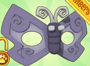 Shop Butterfly-Glasses Purple