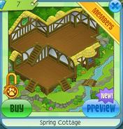 Den-Shop Spring-Cottage