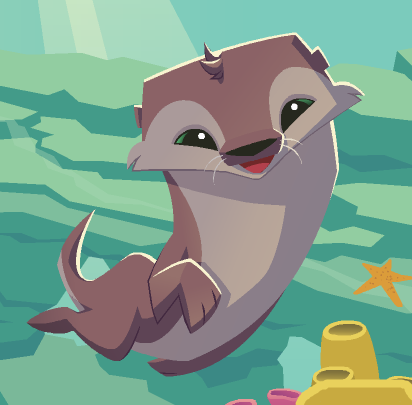 Otter animal jam wiki fandom powered by wikia - How to get a bat on animal jam ...
