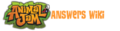 Animal Jam Answers WIki Wordmark