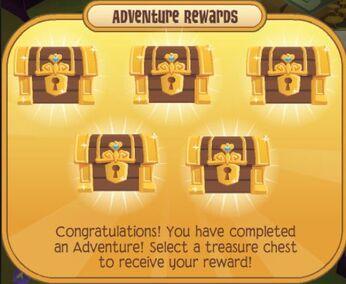 Adventure Prizes