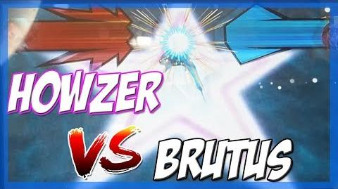 Howzer VS Brutus Strong Animal Kaiser Maximum Tournament 22 Jul 2017 1PM Semi Final